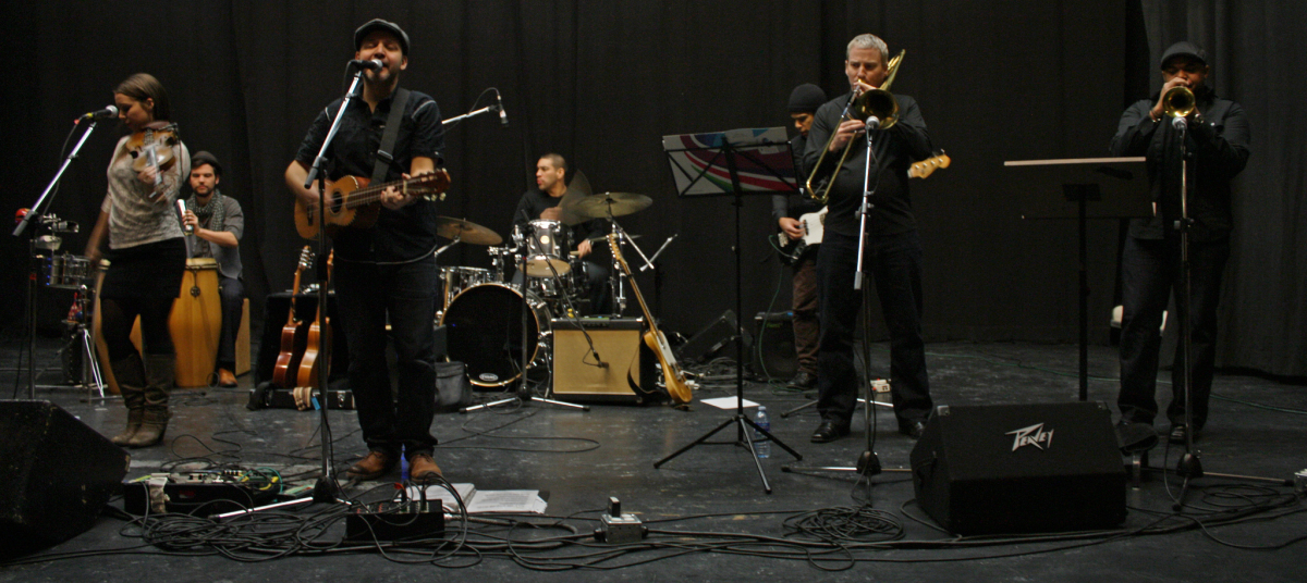 Locarno brings Latin sound toTRU