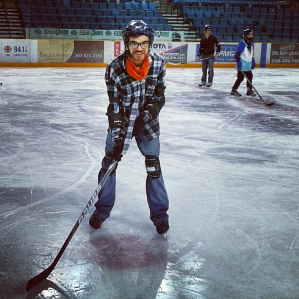 The Little Big Challenge: TRU's Inexpert International Hockey Team