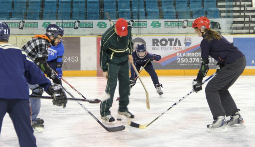 The Little Big Challenge: TRU's Inexpert International Hockey Team