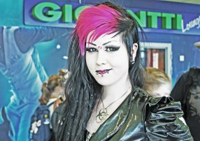 Susanne (Pahalapsi) at Tubecon 2015