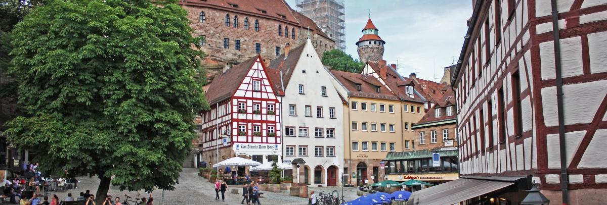Una ruta por la historia deNuremberg